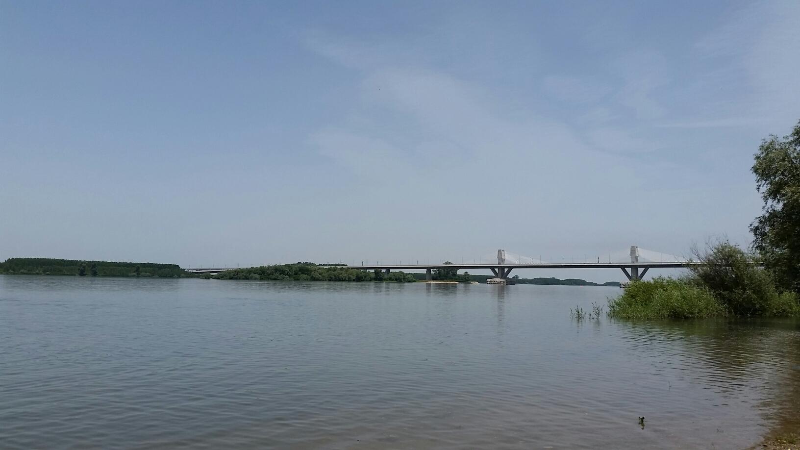 Drum întins până la Dunăre