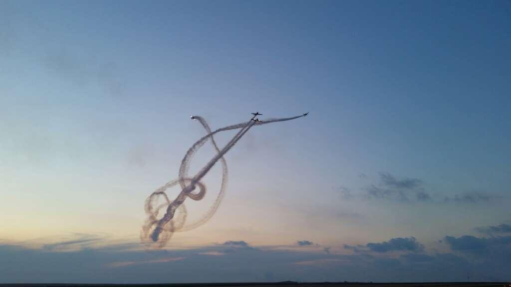 AEROMANIA 10 ANI... sau zbor undeva dincolo de nori