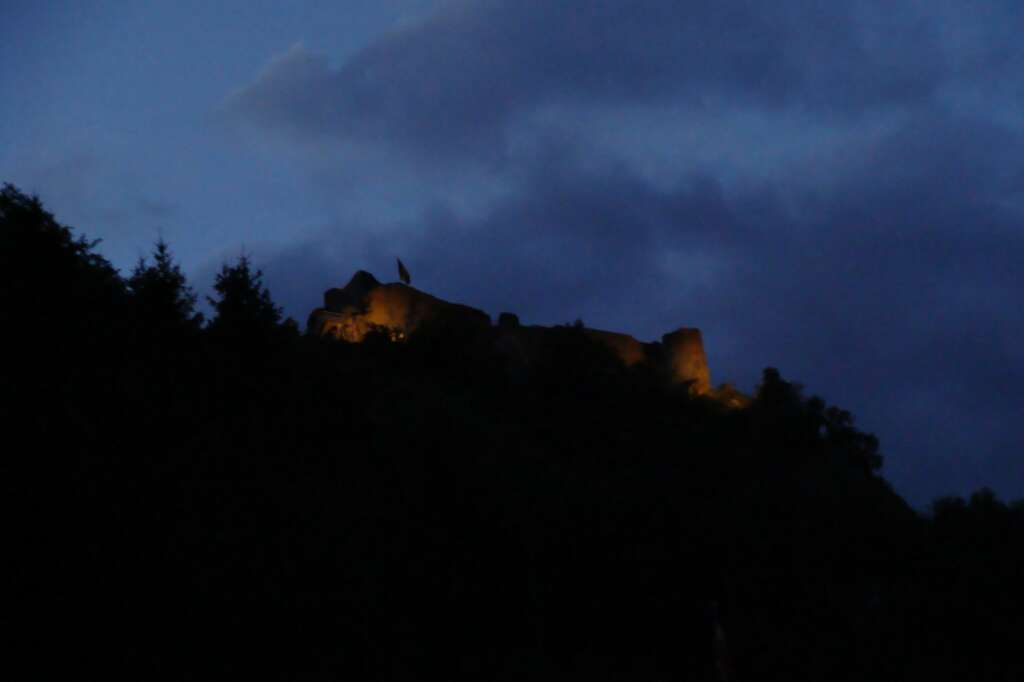 Tabara de vara YO&KFA- Cetatea Poienari