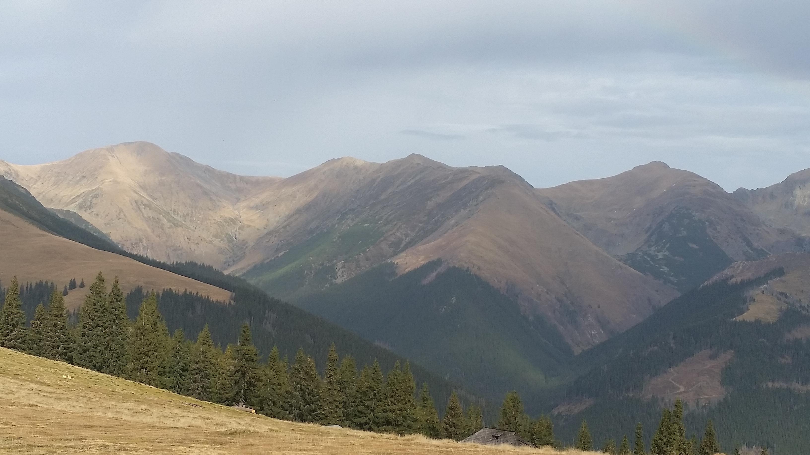 Revenire pe calea undelor în Munții Făgăraș