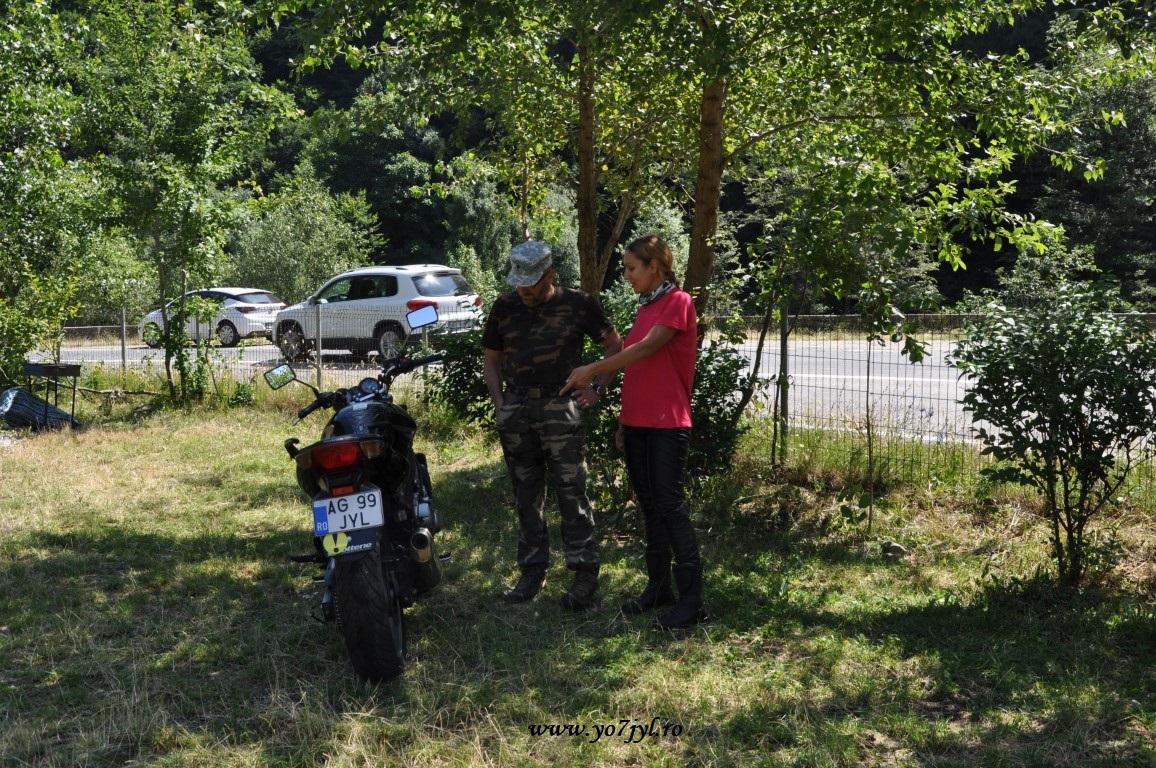 Într-o vară sub Cetatea lui Vlad Țepeș