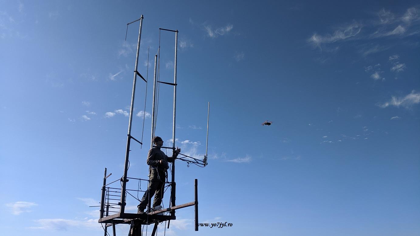 Avânt radioamatoricesc pe drumurile patriei