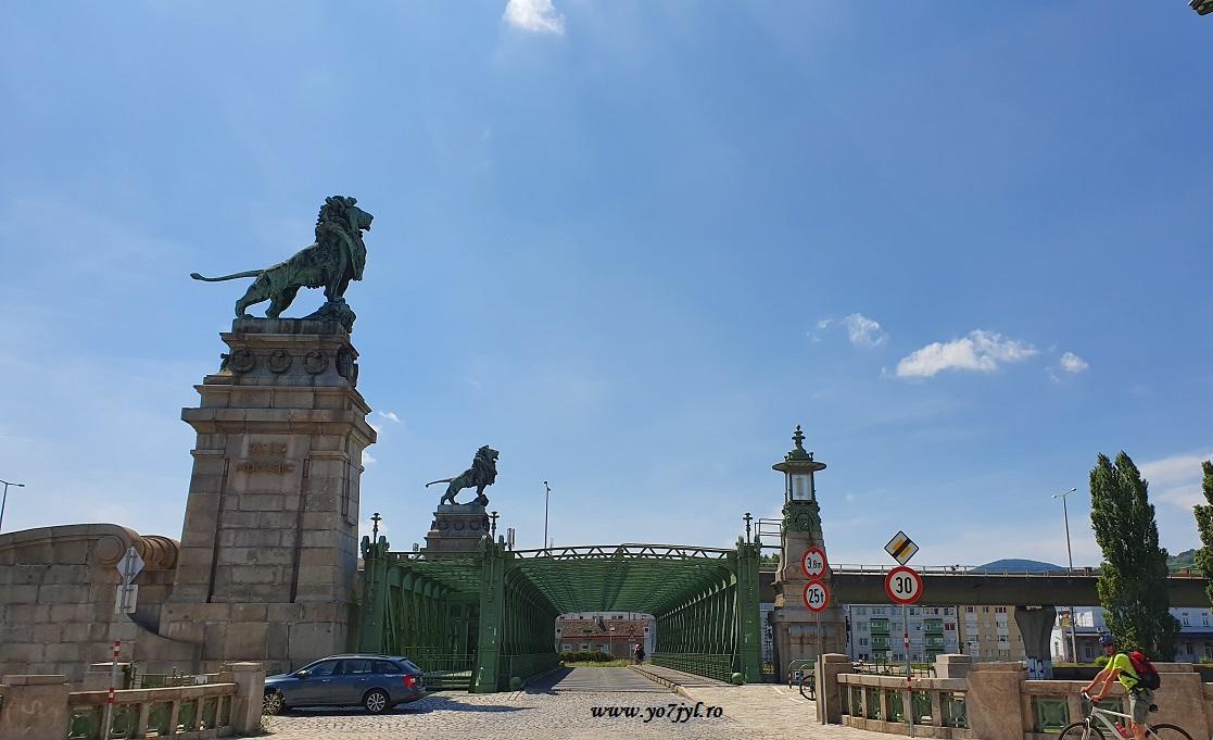 A treia capitală de pe malul Dunării
