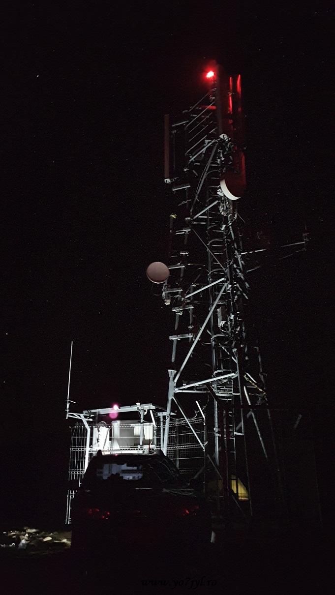 Poveste radioamatoricească de toamnă mai aproape de stele