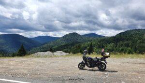 Prima vacanță pe motocicletă