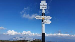 Drumeție în Masivul Iezer-Păpușa