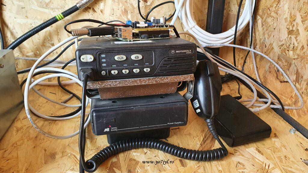 Poveste radio de pe meleaguri vrâncene