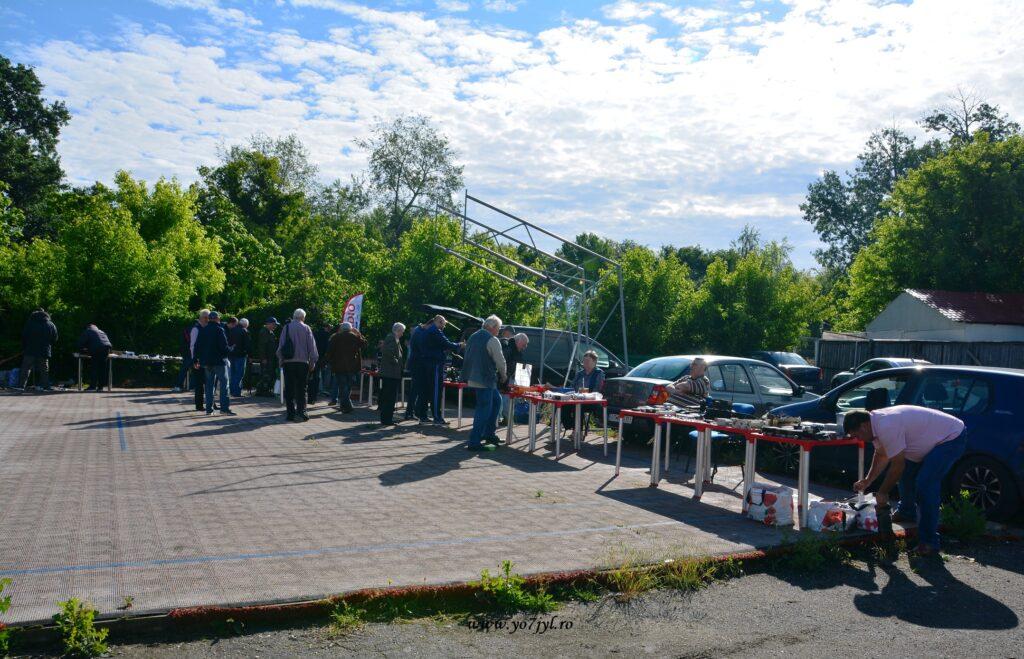 Întâlnirea radio de primăvară - Pitești - YO7KFA