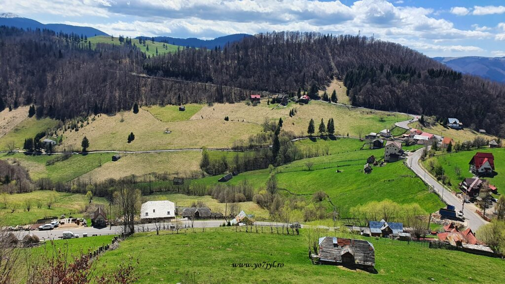 Culorile Paștelui peste tărâmul Transilvaniei