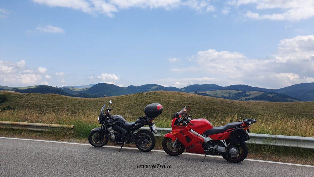 Vacanță de vară prin România - Cu motoarele în zona Sibiului